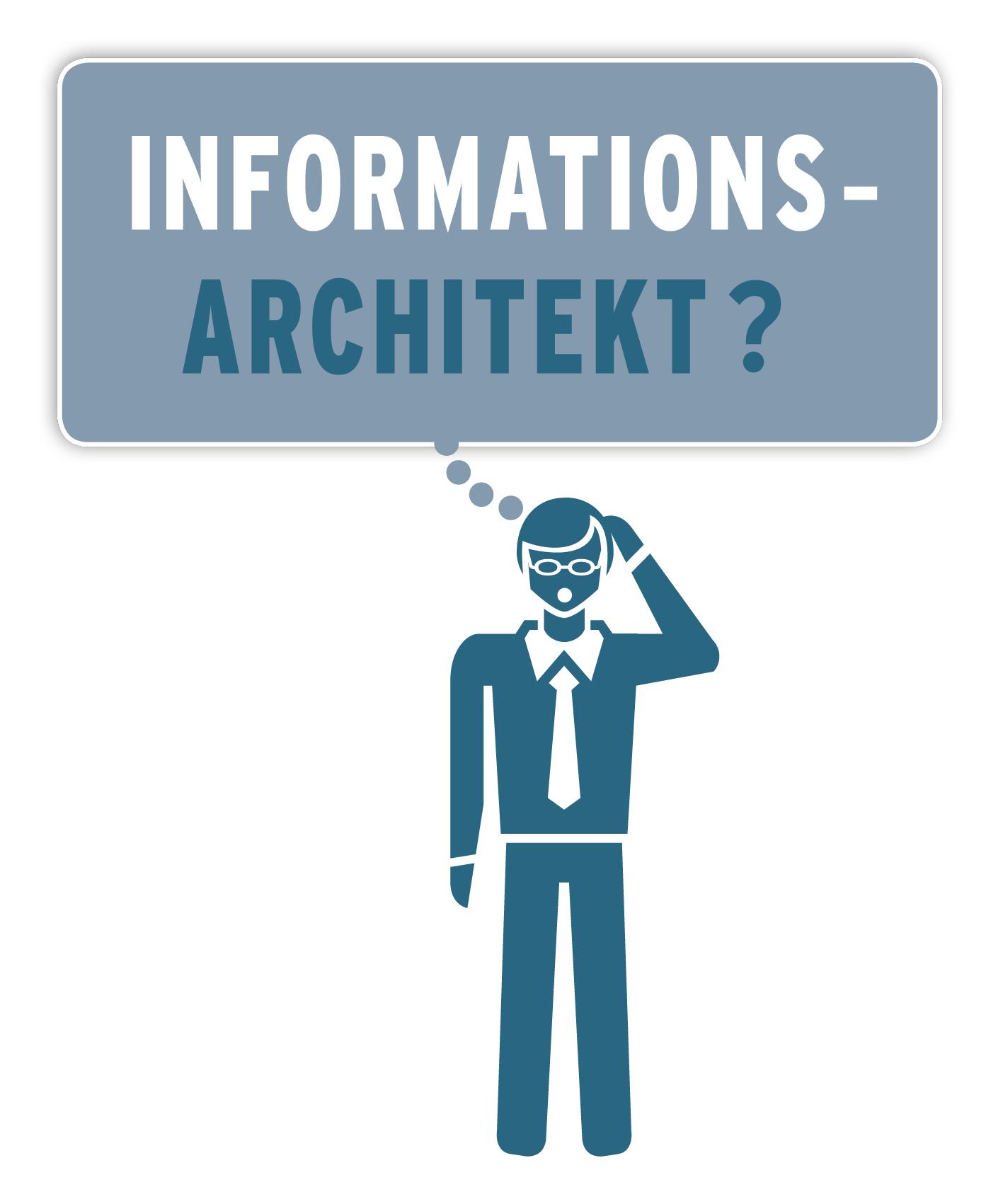 HIRSCHTEC Was ist ein Informationsarchitekt?