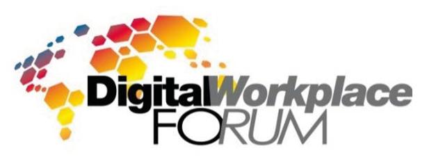 HIRSCHTEC auf dem Digital Workplace Forum