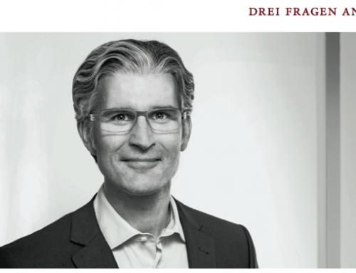 Beyond Magazin – Drei Fragen an Lutz Hirsch