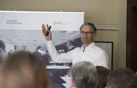 Lutz Hirsch - Referent auf der SCM