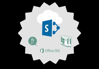 Kombination von SharePoint, Office 365 & Kommunikation   HIRSCHTEC