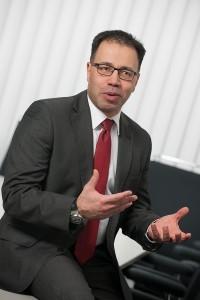 Yasser Eissa, Vice President IBM Cloud in Deutschland, Österreich und der Schweiz