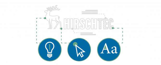 Werte und Design HIRSCHTEC