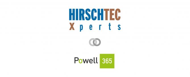 Powell Partnerschaft mit HIRSCHTEC