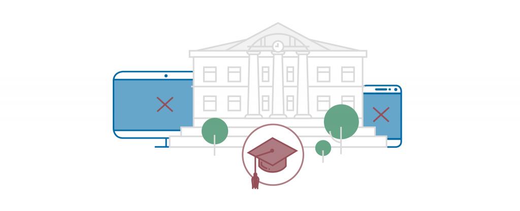 Digitalisierung in Universitäten