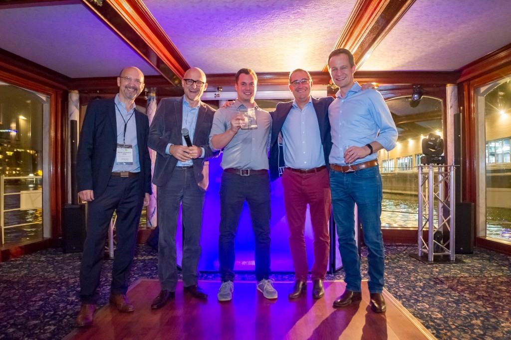 "HIRSCHTEC auf der Verleihung der ""Partner of the Year Awards"""