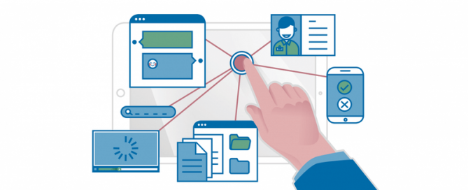 Wie ein modernes Intranet Geschäftsabläufe stützt | HIRSCHTEC