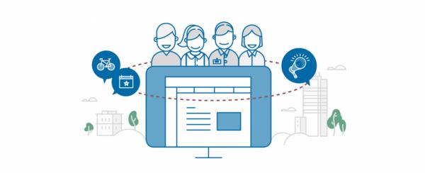 Mitarbeiterbindung und die Rolle des Social Intranets | HIRSCHTEC