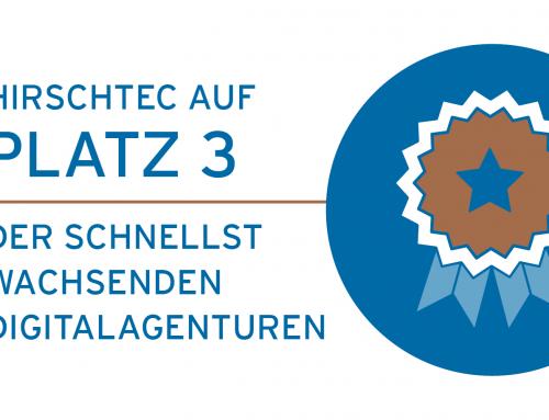 BVDW-Ranking 2019: HIRSCHTECgehört zu den 50 größten Digitalagenturen Deutschlands
