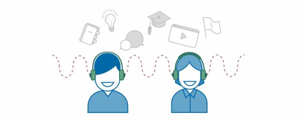 Podcasts rund um interne Kommunikation und Kollaboration | HIRSCHTEC