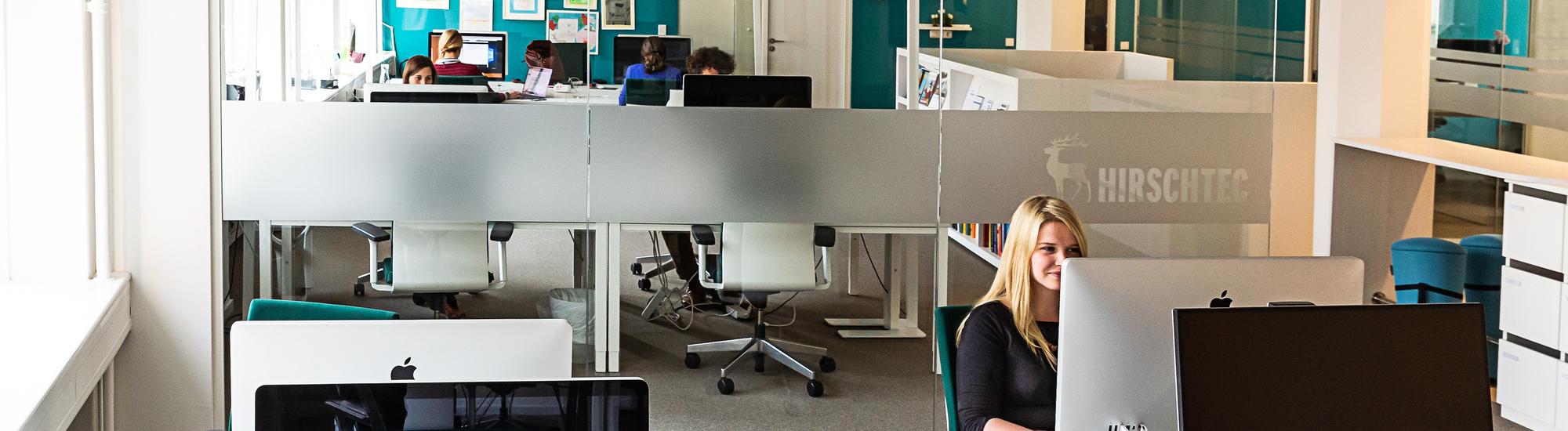 Arbeitsfläche HIRSCHTEC HH | HIRSCHTEC