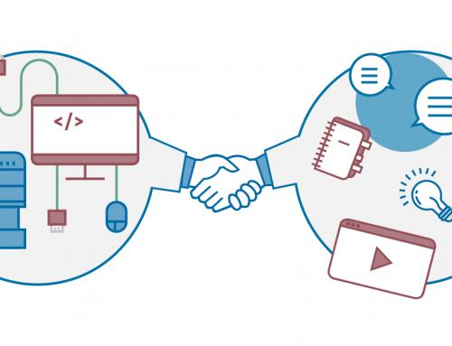 IT und Kommunikation: Gemeinsam zum digitalen Arbeitsplatz