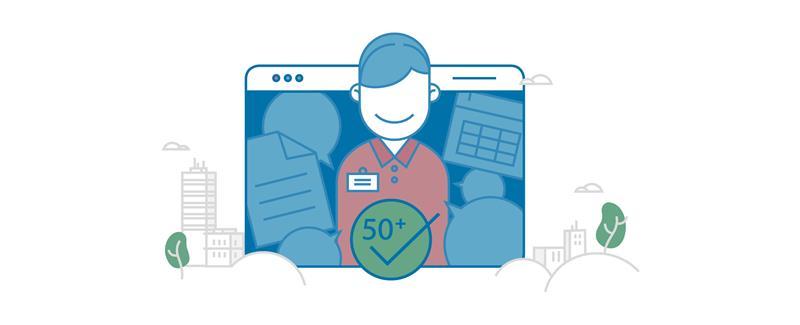 Keine Angst vor Fünfzig Plus bei Digitalisierung | HIRSCHTEC