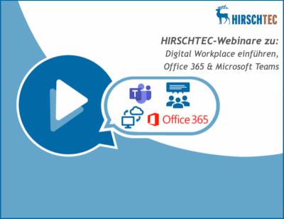 Webinar-Bild | HIRSCHTEC