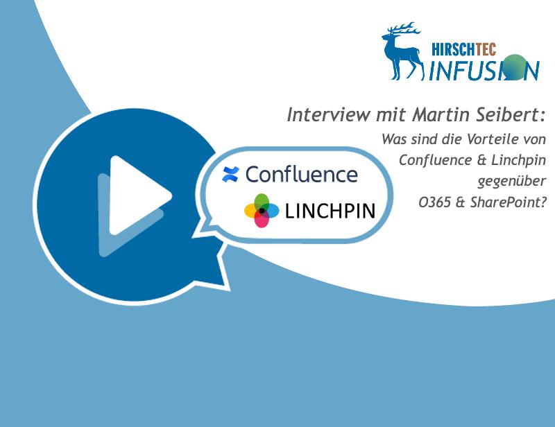 Ankündigung Interview Confluence-Linchpin | HIRSCHTEC