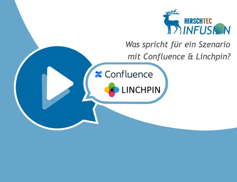 Ankündigung Confluence-Linchpin-Intranet-Vorteile | HIRSCHTEC
