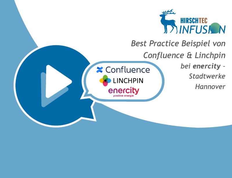 Ankündigung Confluence-Linchpin-Best Practice | HIRSCHTEC