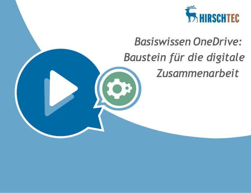 Webinar-OneDrive | HIRSCHTEC
