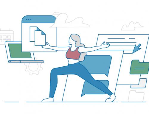 Nur digitale Tools reichen nicht: Unternehmen, die digital fit sein wollen, brauchen eine hybride Arbeitsorganisation