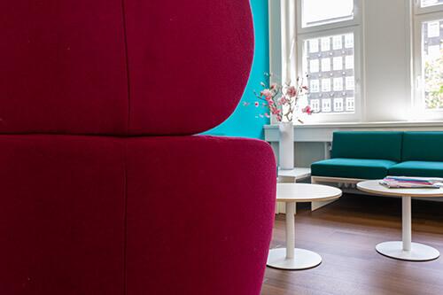 HIRSCHTEC | Hamburg Lounge