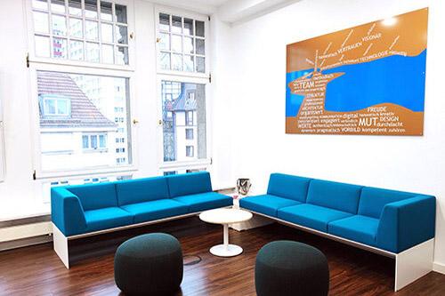 HIRSCHTEC | Berlin Lounge