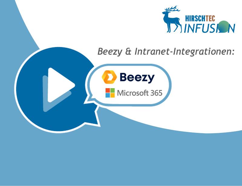 Ankündigung Webinar zu Beezy-Integrationen | HIRSCHTEC