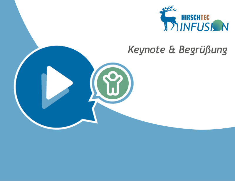 HIRSCHTEC INFUSION - Keynote | HIRSCHTEC