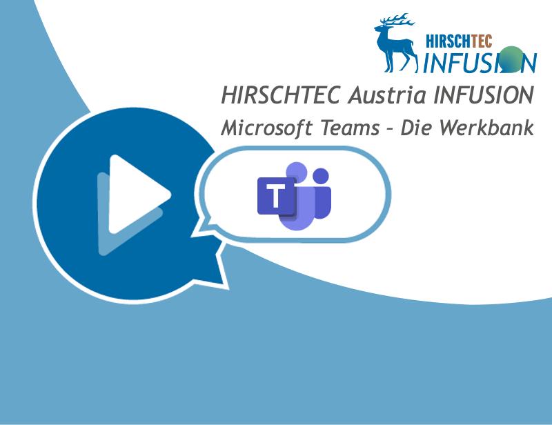 Austria Infusion Teams-Webinar | HIRSCHTEC